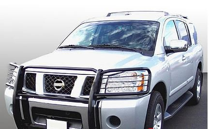 Nissan Titan Brush Guard - 4