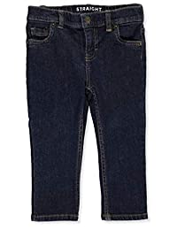 French Toast Baby Boys' Straight Fit Stretch Jeans
