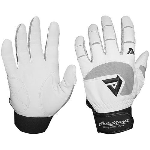 Akadema BTG400 Series Adult Batting Glove Pair Pack