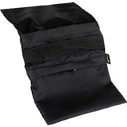 Impact Empty Saddle Sandbag - 15 lb (Black Cordura)(3 Pack)