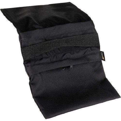 Impact Empty Saddle Sandbag - 15 lb (Black Cordura)(4 Pack) by Impact