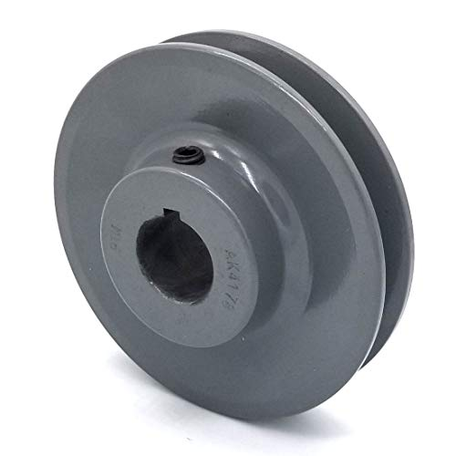 V-Groove Drive Pulley - 4