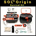Survive Outdoors Longer Origin Survival Kit by Adventure Medical Kits