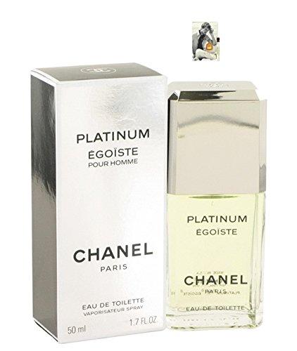 hánél Cologne For Men Eau De Toilette Spray 1.7 oz Free! GS cologne 0.05 oz ()