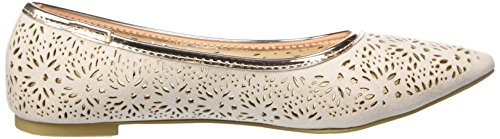 Another Pair of Shoes Bridgete1, Bailarinas para Mujer Beige (Nude98)
