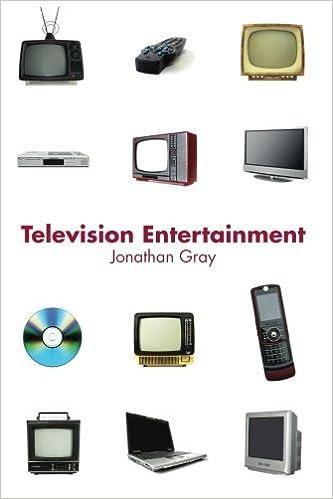 Télécharger des manuels en ligne gratuitement Television Entertainment (Communication and Society) by Jonathan Gray (2008-04-05) FB2