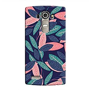 Cover It Up - Old Leaves Print LG G4 Hard case