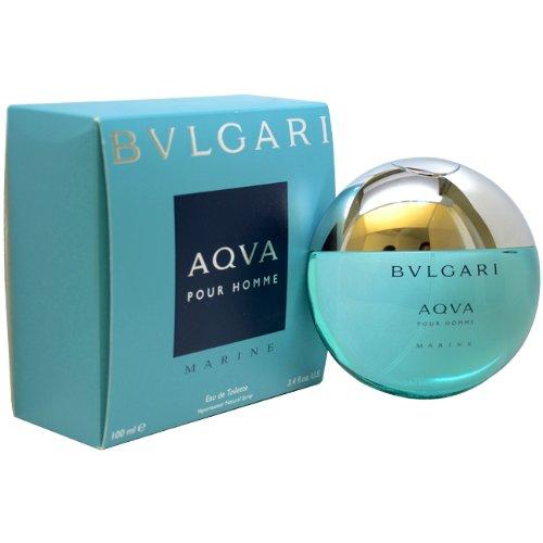Bvlgari Aqva Marine Pour Homme от Bvlgari 3.4oz 100мл EDT Spray
