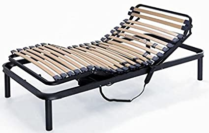 MUEBLES MATO - Somier articulado 90x190 + patas