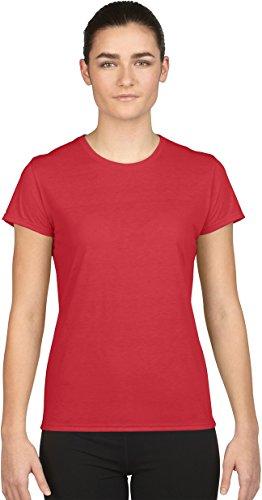 02a0bb082a52 Jual Gildan Dry Fit Women s Adult Performance Short Sleeve T-Shirt ...