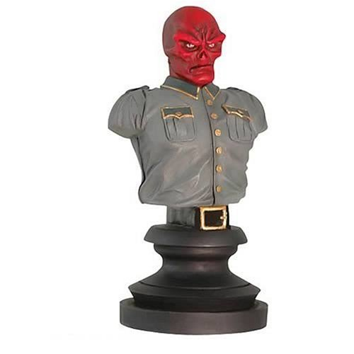 Marvel Icons: Red Skull Bust ()