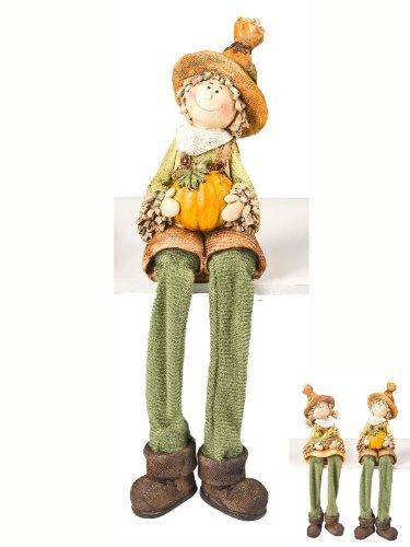 Ganz Porcelain (Harvest Scarecrow Shelfsitter by Ganz)