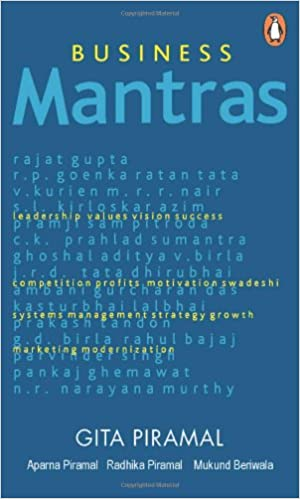 Book Business Mantras