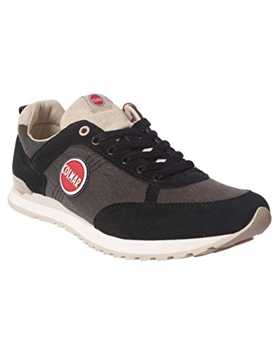 COLMAR ORIGINALS SCARPE TRAVIS COLORS 013 DARK GRAY UOMO-42
