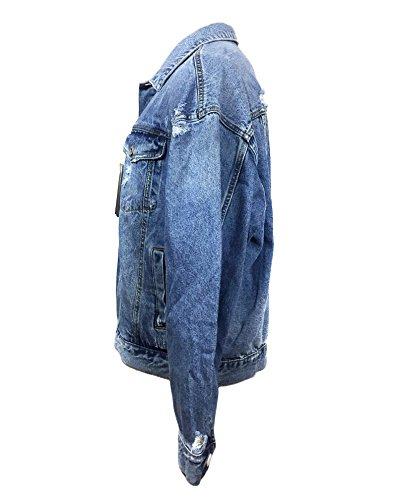 Zara Homme Blouson en jean xl 3442/403