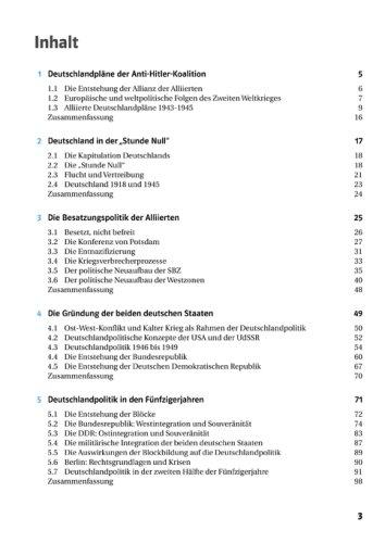 Deutschland Nach 1945 Amazonde Walter Göbel Bücher