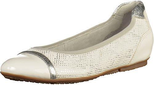 Tamaris1-1-22119-28/596 - Bailarinas Mujer Weiß