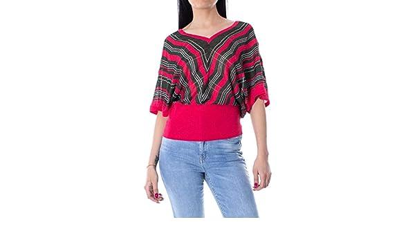 uk store super popular cheapest Morgan De Toi Woman Jersey onde Momoa.n m Fuxia Fuchsia at ...