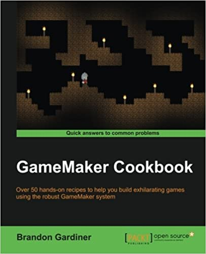 Book GameMaker Cookbook