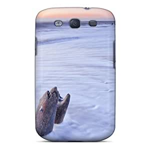 DaMMeke FsUezLb8365CYkfe Case Cover Skin For Galaxy S3 (beautiful Sea Surf)