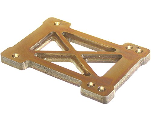 Iame X30 Engine Mount Magensium Spacer Plate UK KART STORE (Engine Spacer)