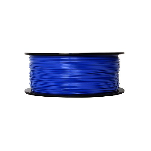 MakerBot ABS Filament, 1.75 mm Diameter, 1 kg Spool, Blue