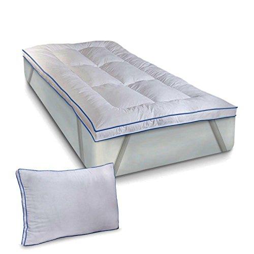 Mattress Pad. Comfort Orthopedic Soft Memory Foam 3