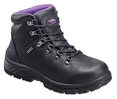 Avenger Work Boots Women's Framer Steel Toe Waterproof Work Boot