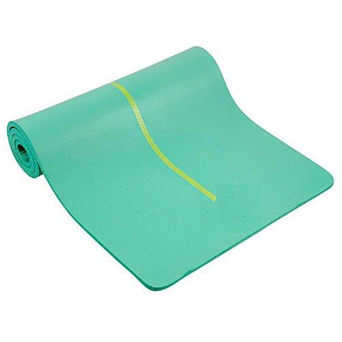 Padded slip tasteless Pilates mat 15mm mat by GJX