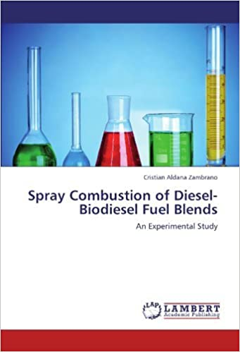 Spray Combustion of Diesel-Biodiesel Fuel Blends: An Experimental Study by Cristian Aldana Zambrano (2011-12-27)