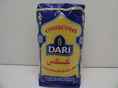 Dari Moroccan Couscous , 3 Pack x 2.2 lb