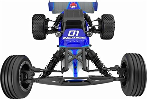 Redcat Racing Cyclone XB10 Blue 1:10-scale