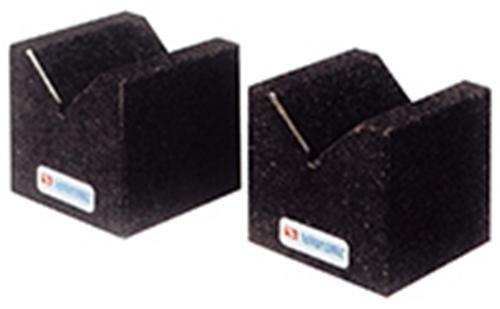 VERTEX バーテックス 石製精密Vブロック VGV-63 (2個1組) B01LL702WG