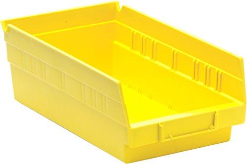 Quantum Storage Yellow Shelf (Quantum Storage Systems QSB102YL 4