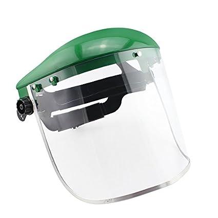 Máscara De Casco De Seguridad Resistencia Al Impacto Protección De Seguridad De La Cabeza De Cara