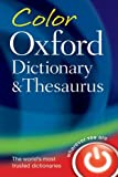 Color Dictionary and Thesaurus, , 0199579334