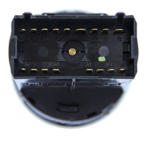Lichtschalter Scheinwerfer