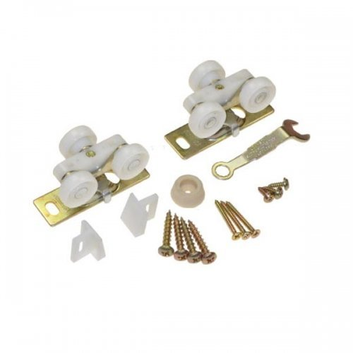 1500 Series Pocket Door Hardware Set 125lbs