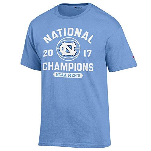 North Carolina Tarheels 2017 Championship T-Shirt ()