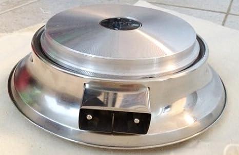 Amazon.com: Myland Electric Hot Pot/Hot Plate/Shabu Shabu ...