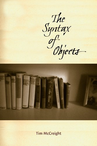 The Syntax Of Objects