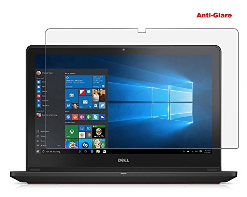 [2PCS PACK] Anti-Glare Matte Finish Whole Screen Protector Film for Dell Inspiron 13-5368 i5368 13-5378 i5378 13.3