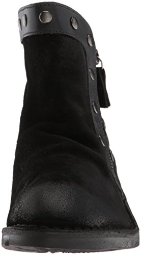 Negro Black 000 Duke941fly London Fly Mujer Botines para Black TUnxw