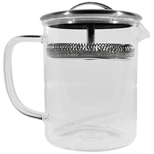 Rishi Tea, Simple Brew, Loose Leaf Teapot, 13.5 fl oz (400 ml) Rishi Tea, Simple Brew, Loose Leaf Teapot, 13.5 fl oz (400 ml) - (Brews Teapot)