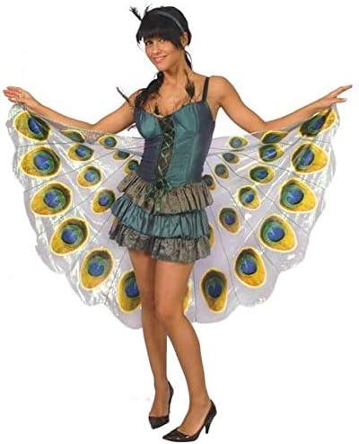 Disfraz DE Pavo Real Mujer: Amazon.es: Ropa y accesorios