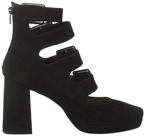 BATA Women's 7236984 Court Shoes Black Size: Nero (Nero) visa payment sale online 9QemVa