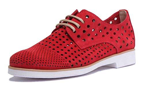 rosso cd94 Boots Justin Chelsea xb Reece da 4200 donna qPqw7Z8z
