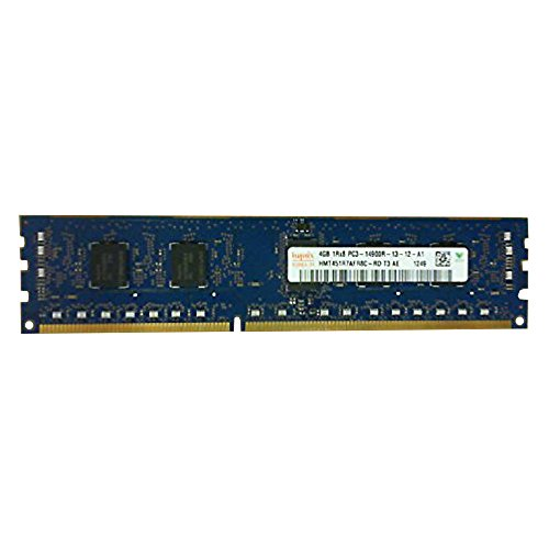 HYNIX HMT451R7AFR8C-RD 4GB SERVER DIMM DDR3 PC14900(1866) REG ECC 1.5v 1RX8 240P 512MX72 512mX8 CL13 by Hynix
