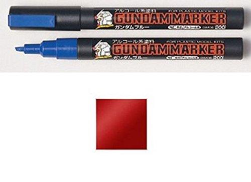 Top 10 gundam marker metallic red