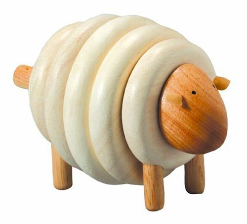 - PlanToys Lacing Sheep